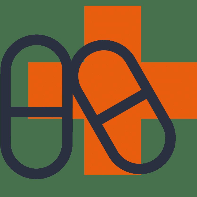 pictogramme pharmacie pillule