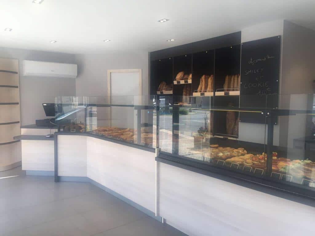 intérieur boulangerie