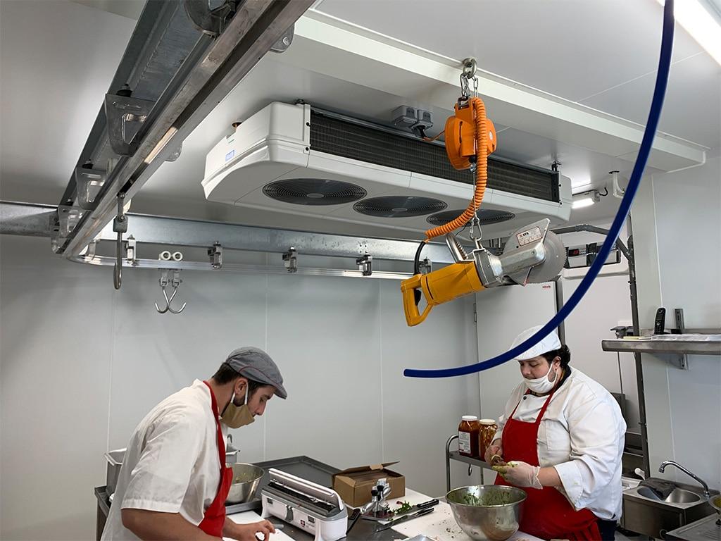 bouchers cuisinent